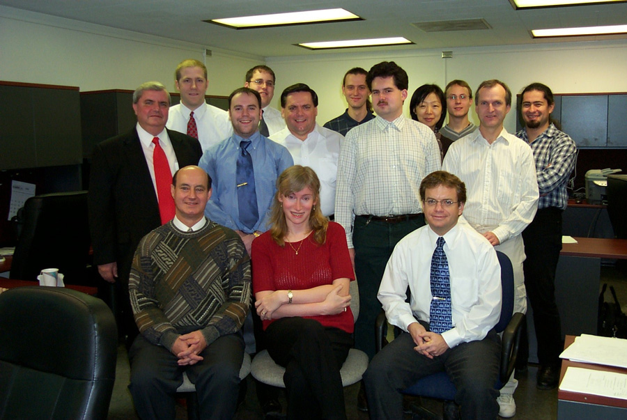 DDE Members & People from Air Force Research Laboratory in Rome, NY